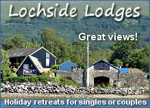 Luxury lodges designed for couples